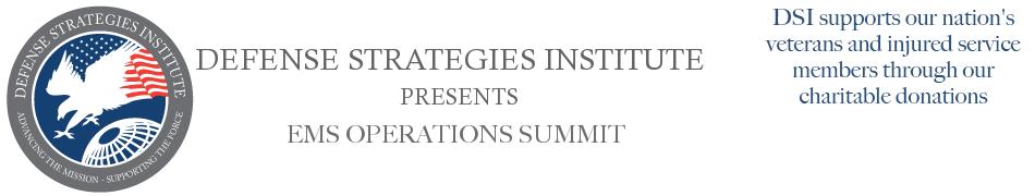 Electromagnetic Spectrum Operations Summit   DEFENSE STRATEGIES INSTITUTE